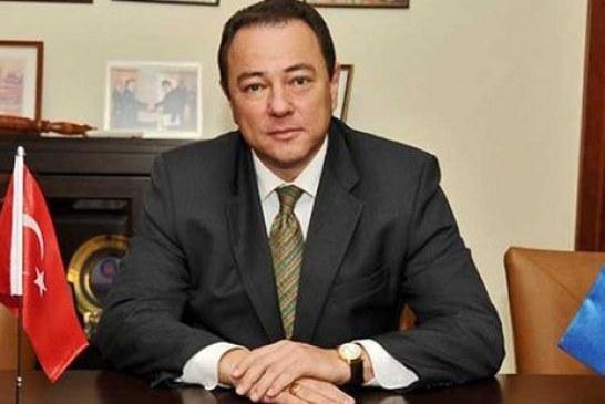 Ukrayna'nın Ankara Büyükelçisi'nden Kırım Haber Ajansı'na çarpıcı açıklamlar