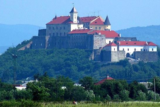 Ukrayna'nın gizleri, karşınızda 900 yıllık Mukaçeva Kalesi
