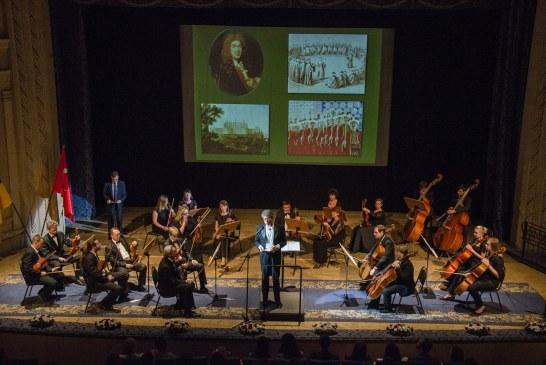 Тематичний концерт «Європейська музика в Османському палаці» відбувся в Києві