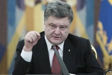 Poroşenko; 'Savaş Ukrayna topraklarının son parçası kurtarılana kadar sürecek'