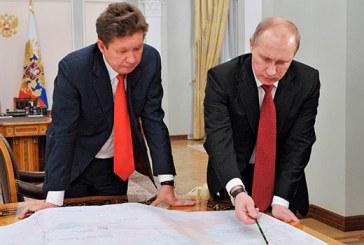 Putin'den doğalgaz hamlesi, Gazprom başkanına 'Ukrayna ile anlaş' görevi