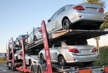 Otomobil ithalatı yüzde 31 arttı, Ukraynalılar 7 ayda 1,1 milyar dolar harcadı