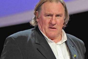 Gerard Depardieu'ya beş sene Ukrayna'ya giriş yasağı
