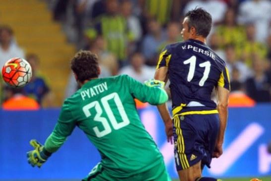 Fenerbahçe tur şansını Ukrayna'ya bıraktı, 0 – 0