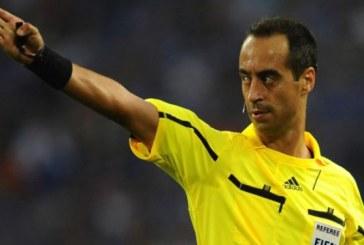 Fenerbahçe-Shakhtar Donetsk maçının hakemi belli oldu