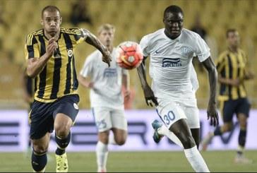 Fenerbahçe Dnipro'ya tek golle yenildi; 0 – 1