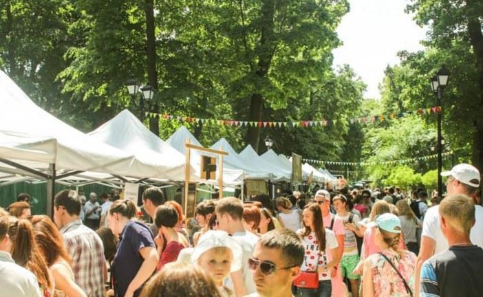 Dünya kahvaltıları bu festivalde; Kiev Sunday Breakfast 5 Temmuz'da Şevçenko Parkı'nda düzenleniyor