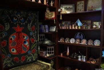 Kırım Tatar sanatı Kiev'de sergileniyor, SandıQ açıldı