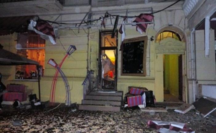 Odesa'da bombalı saldırı