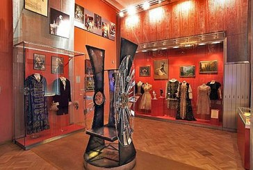 Ukrayna'yı tanıyalım; Tiyatro ve Müzikal Müzesi
