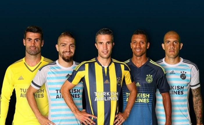 Türk Hava Yolları Fenerbahçe'ye sponsor oldu