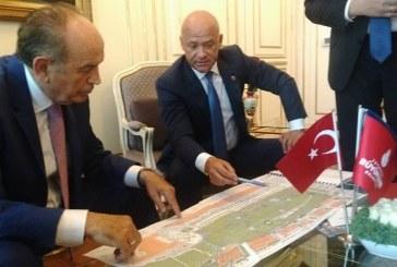 İstanbul Büyükşehir Belediye Başkanı ve Odesa Belediye Başkanı İstanbul'da buluştu