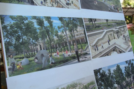 İstanbul Büyükşehir Belediyesi heyeti Odesa'da; İstanbul Park daha da güzelleşecek