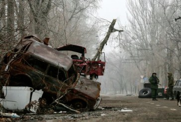 Ukrayna'daki çatışmalarda ölenlerin sayısı 8 bine yaklaştı