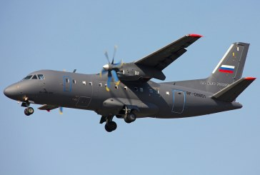 Ukrayna yedek parçayı kesti, Rusya AN – 140 üretimini iptal etti