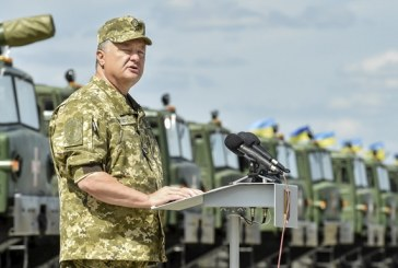 Poroşenko doğudaki durumu değerlendirdi; 'olası üç seçenek var'