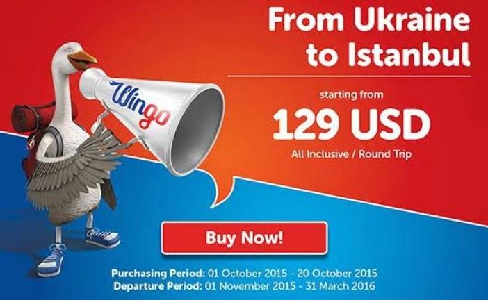 Türk Hava Yolları'ndan sonbahar kampanyası