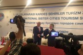 Kardeş Şehirler Turizm Zirvesi Mersin'de gerçekleşti