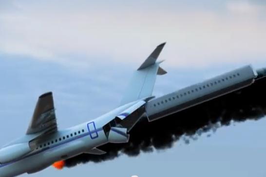 Uçak kazalarında hayatta kalmak mümkün mü? dünya Ukraynalı mühendisin önerisini konuşuyor