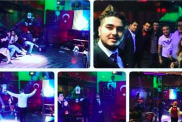 OTKOD öğrencileri buluşturdu, Türk öğrenci derneğinden 'birlik gecesi'
