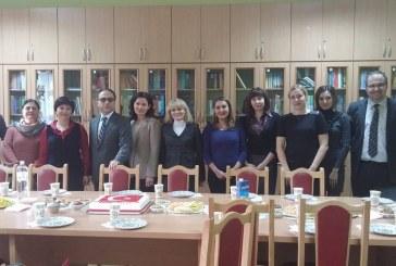 24 Kasım Öğretmenler Günü Kiev'de kutlandı