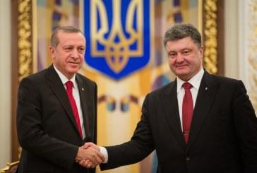 Devlet Başkanı Poroşenko Türkiye'ye gidiyor, işte gündem