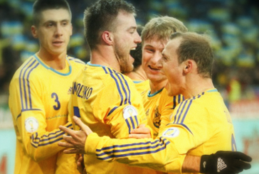 Ukrayna EURO – 2016 biletini kaptı