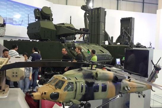 Savunma alanında işbirliği derinleşiyor, Ukroboronprom ve Aselsan görüşmeler yapıyor