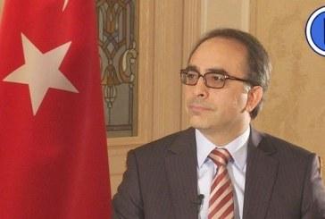 Büyükelçi Tezel QHA'ya konuştu; 'Ukrayna bizim stratejik ortağımızdır'