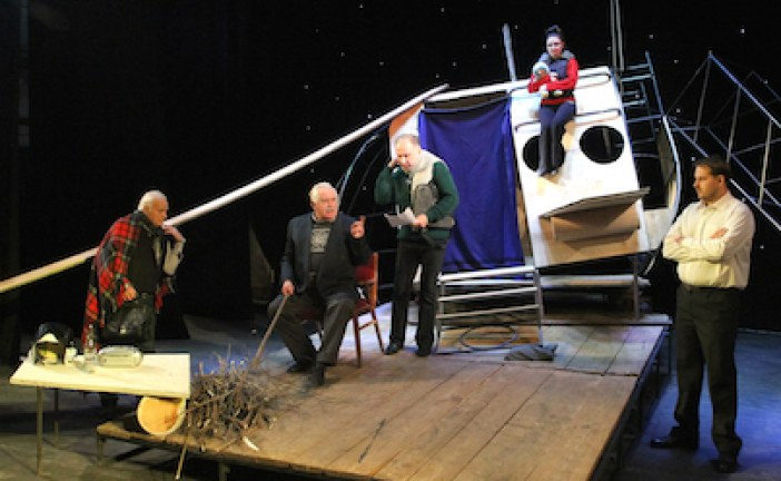Türk yazarın oyunu Lviv Müzik ve Drama Tiyatrosu'nda gösterilecek, işte tedaylar