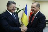 Poroşenko'dan Erdoğan'a teşekkür; 'dost kara günde belli olur'