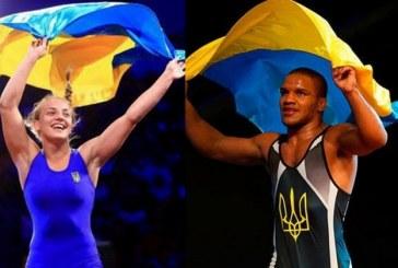 Ukraynalı sporcular güreşte dünyanın zirvesine çıktı