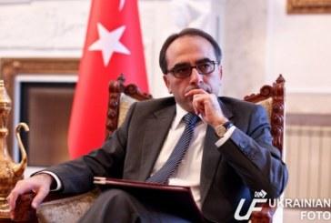 Посол Турции Йонет Джан Тезель: По сбитому самолету – это было необходимо сделать