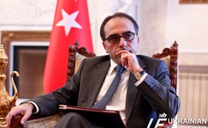 За півроку турпотік з України зріс на 46%, – посол Туреччини Тезель