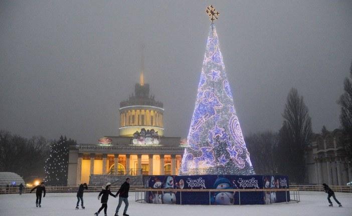 Kış geldi paten keyfi başladı, işte Kiev'in en iyi beş buz pateni pisti