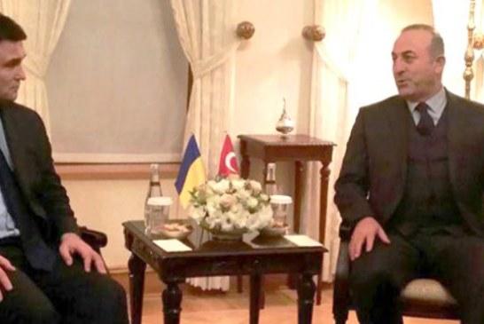 Ukrayna Dışişleri Bakanlığı; 'Türkiye ile ilişkiler derinleşecek'