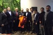 Ukrayna Galatasaraylılar Derneği Kiev'de toplandı