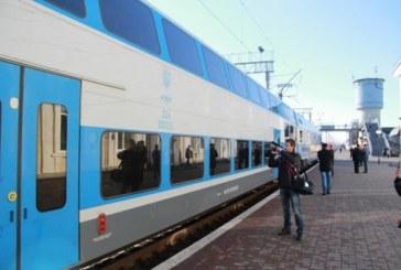 Ukrayna'nın ilk iki katlı treni seferlerine başladı, işte güzergahlar