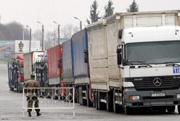 Sınırlar açıldı; Ukrayna ile Rusya arasında transit sorunu çözüldü