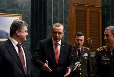 Poroşenko'dan Türk işadamlarına çağrı 'ülkemizdeki özelleştirme süreçlerine katılın'