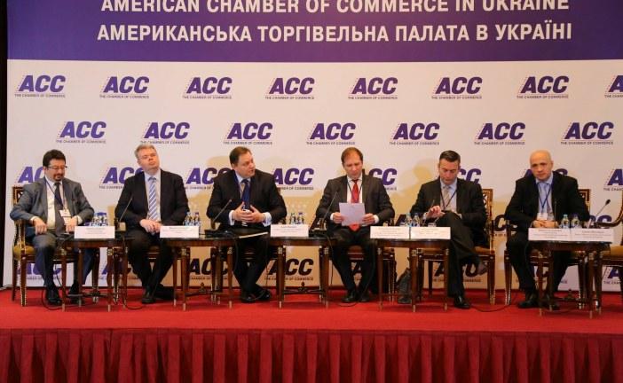 Özel sektörün devleri bu panelde buluştu; Ukrayna ekonomisi ACC organizasyonunda masaya yatırıldı