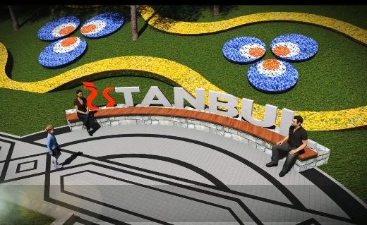 Odesa İstanbul Parkla daha güzel olacak; parkın çizimleri basına yansıdı (fotoğraflar)