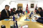Ukrayna Polis Teşkilatı heyeti, Emniyet Genel Müdürlüğü'nü ziyaret etti
