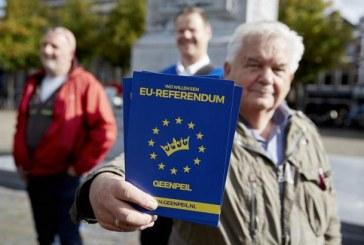 Avrupa'dan referandum şoku, Holldanda Ukrayna ile Ortaklık Anlaşması'na 'hayır' dedi