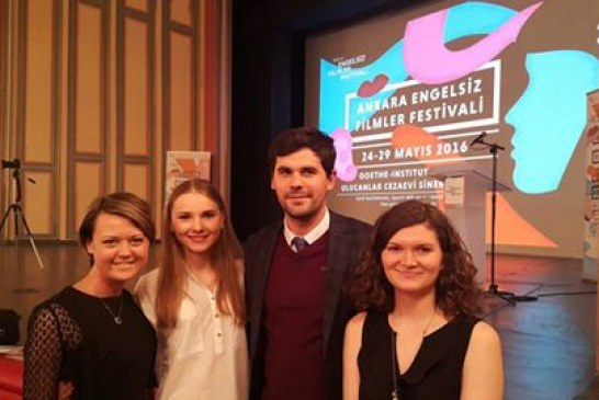 Ankara Engelsiz Film Festivali perdelerini açtı, Ukrayna filmi 'Plemya' 26 Mayıs'ta sahne alıyor