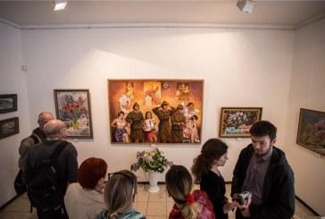 Bu etkinlik kaçmaz, 'Kırım'ın Anahtarları' resim sergisi açıldı