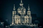 Kiev gece bir başka güzel, işte Kiev'in kiliseleri (galeri)