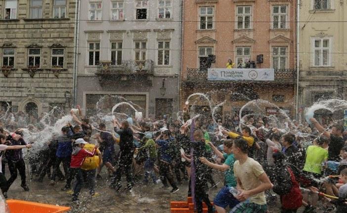 Lviv'de bir festival doğuyor; Polivany Ponidilok'tan renkli kareler (galeri)