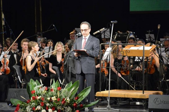 Lviv ayakta alkışladı, Osmanlı Sarayı'nda Avrupa Müziği konseri