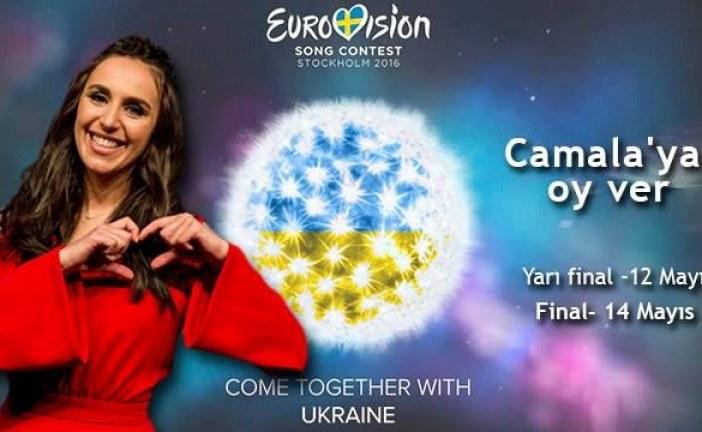 Eurovision'da yarı final heyecanı; kalpler bu akşam Camala için atacak